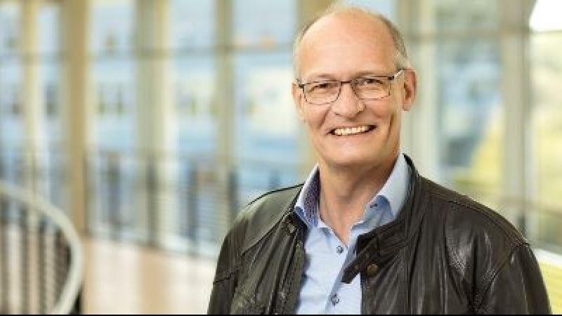 Prof. Dr. Jochen Wendiggensen vom Zentrum für nachhaltige Energiesysteme der Hochschule Flensburg.