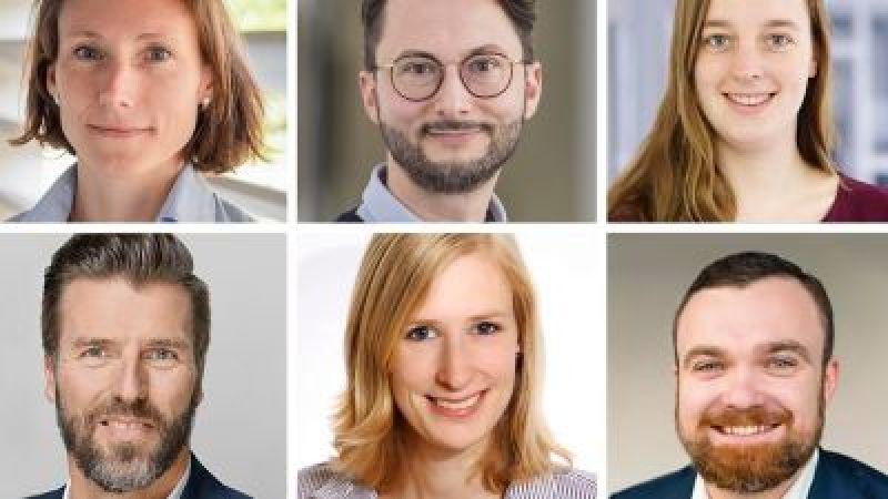 Expertinnen und Experten von SINTEG