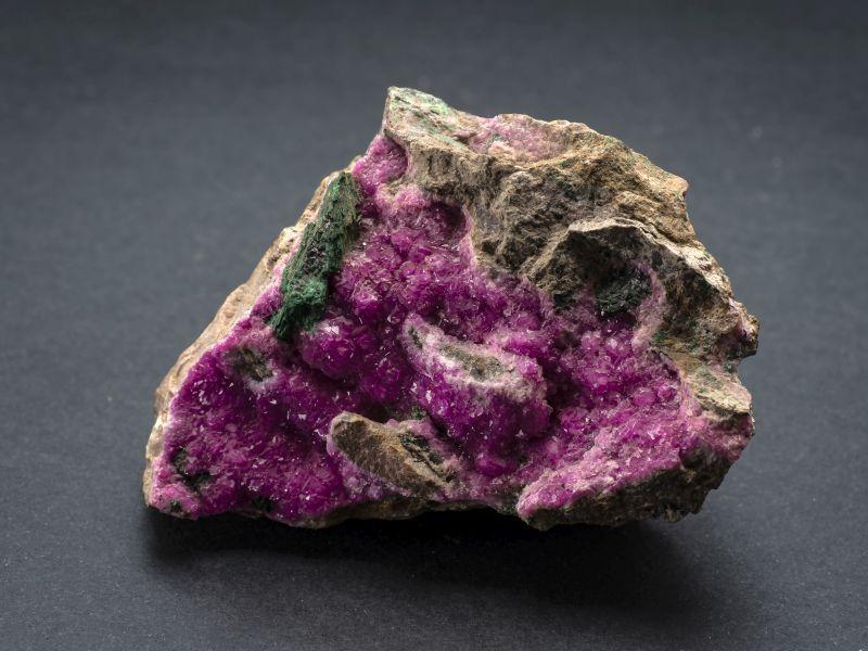 Kobalt in mineralischer Form