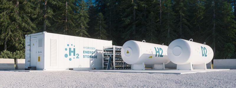 Wasserstofftanks und Wasserstoffbehälter für Umweltfreundliche Energiegewinnung