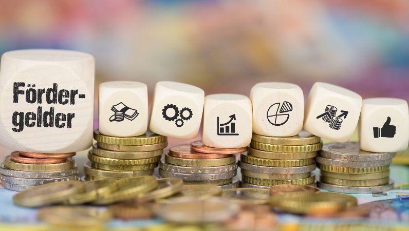 Symbolbild für Fördergelder/ beantragung von Fördergeldern im Rahmen des 7. Energieforschungsprogramms.